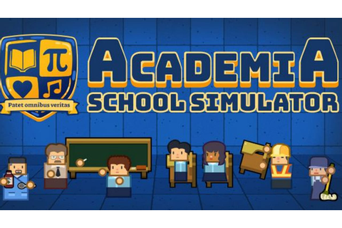 Academia : School Simulator - FREE DOWNLOAD | CRACKED ...