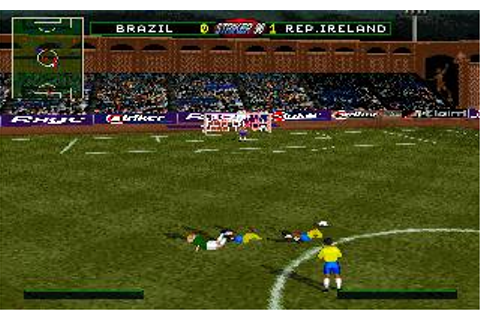 Striker '96 Download (1996 Sports Game)