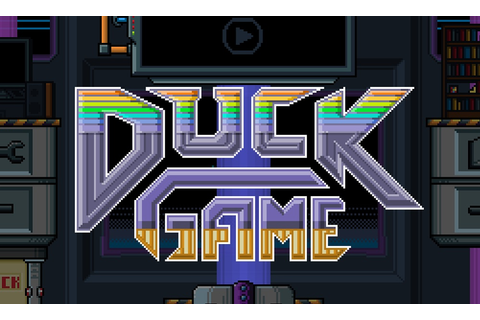 Duck Game Review: Jetpacks, Swords, & Fun - Armed Gamer