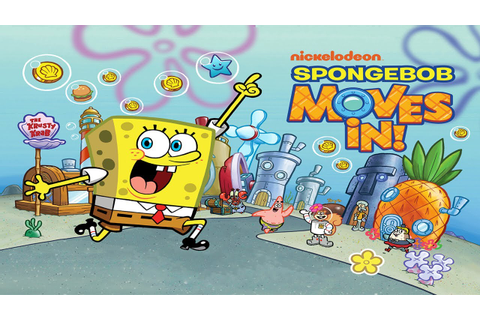 SpongeBob Moves In - Universal - HD Gameplay Trailer - YouTube