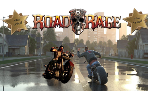Road Rage Gameplay Review - Open World Motorcycle Mayhem ...