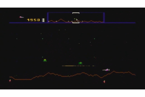Defender (Arcade, 1981) - Video Game Years History - YouTube