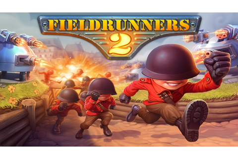 Fieldrunners 2 - iPhone/iPod Touch/iPad - HD Gameplay ...