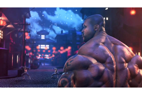 Shaq Fu A Legend Reborn - Game Teaser - PS4 Xbox One PS3 ...