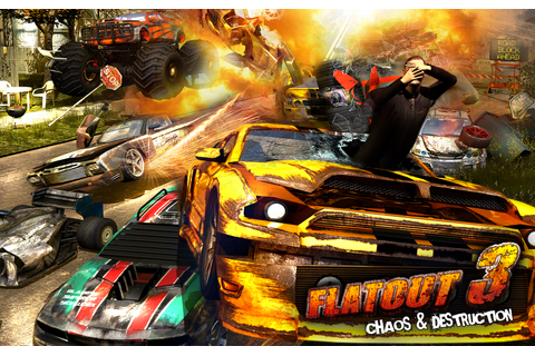 Flatout 3 Chaos And Destruction Free Download - Ocean Of Games