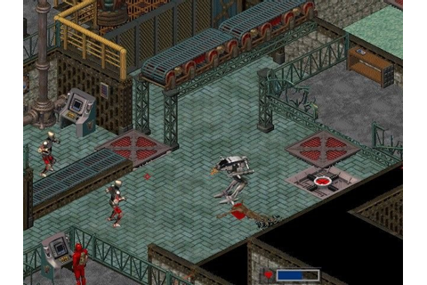 Crusader No Remorse (1995) - PC Review and Full Download ...