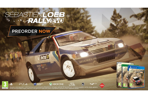 Sebastien Loeb Rally Evo Download PC Game Full Version ...