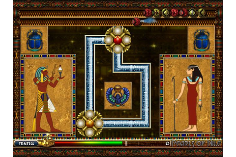 Scarabeus: Pearls of Nile HD; A Logic Game With A Literal ...