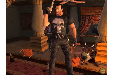 The Punisher Game - Free Download Full Version For Pc