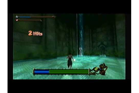 Dragon Blade: Wrath of Fire (Wii) - YouTube