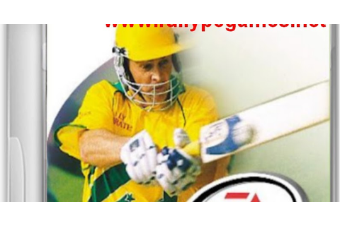 EA Cricket 2000 Game Free Download Full Version For Pc
