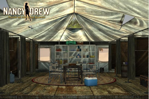 NANCY DREW TOMB OF THE LOST QUEEN Pc Game Free Download ...