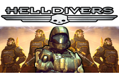 Helldivers Let's Play Episode 1 [Derusting In Hell] - YouTube