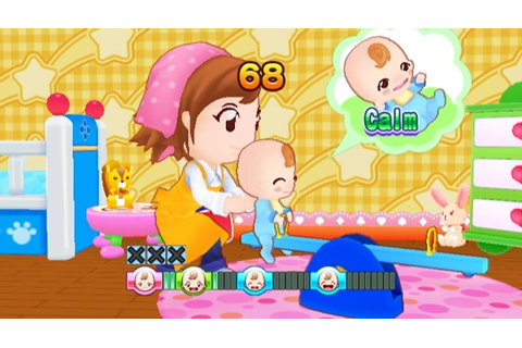 Majesco's Babysitting Mama includes your very own baby