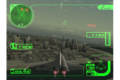 Ace Combat 3 – Game Art and Screenshots Gallery