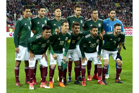 A Look Back at Mexico's Round-of-16 World Cup Curse