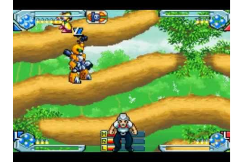 Lets play Medabots AX Metabee Version part 1: The new ...