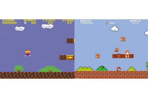 3 Side-Scrolling Games that Hoped to Be the Next Super Mario