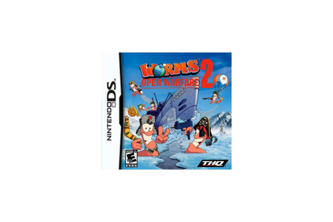Worms - Open Warfare 2, Nintendo DS - Specificaties - Tweakers