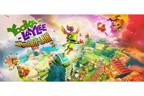 Yooka-Laylee and the Impossible Lair on Steam