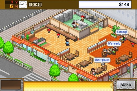 Cafeteria Nipponica Review - IGN