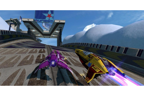 There's a new WipEout game • Eurogamer.net