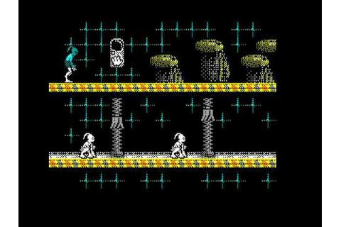 [ZX Spectrum] Abe's Escape Mission (Brothers, game, 2002 ...