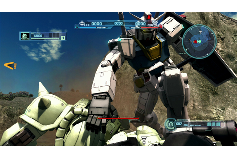Gundam Battle Operation Japanese release date - Gematsu