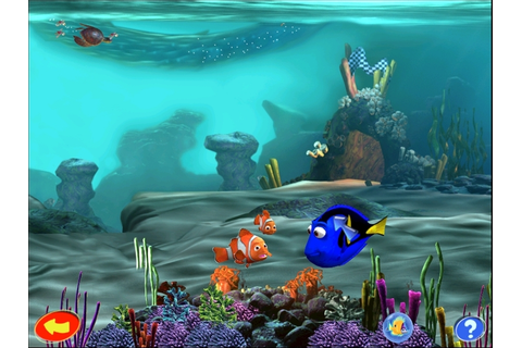 Finding Nemo: Nemo's Underwater World of Fun (2003)