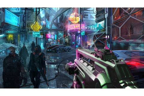 Wait, Cyberpunk 2077 Is An FPS?! - YouTube