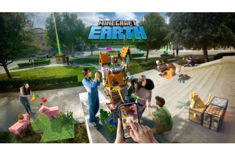Flipboard: New 'Minecraft Earth' to offer AR experience ...