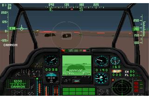 Gunship 2000 Download (1991 Simulation Game)