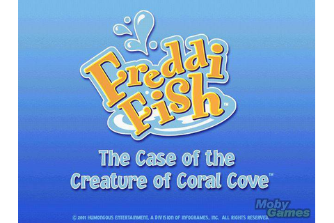 Download Freddi Fish 5: The Case of the Creature of Coral ...