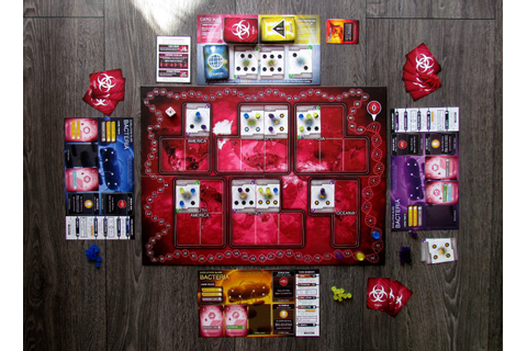 Review: Plague Inc The Board Game - infect the world ...