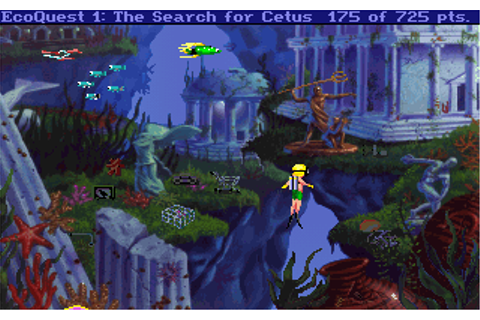 Eco Quest (Video Game) - TV Tropes