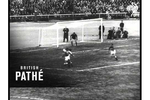 First Soccer Match In Moscow (1950-1959) - YouTube