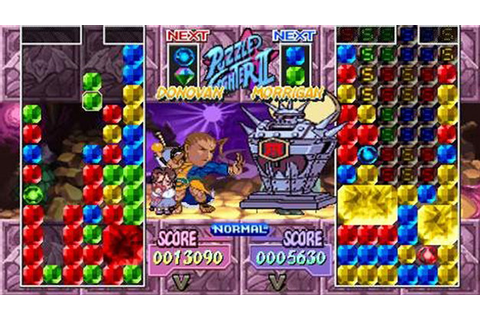 Capcom Puzzle World Game | PSP - PlayStation