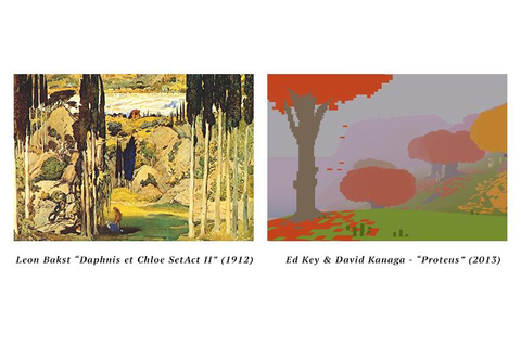 Echoing Histories: Impressionism, Indie Games and Artistic ...