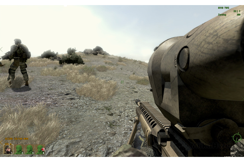 MiikaHweb - Game : ArmA 2: Operation Arrowhead
