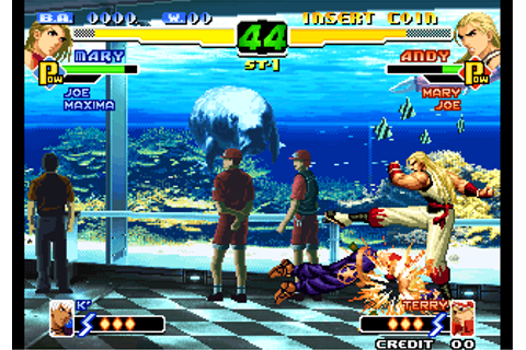 Play Arcade The King of Fighters 2000 (not encrypted ...