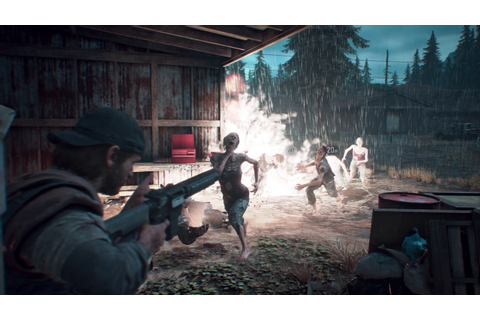 Days Gone world premiere hands-on: Have you played a ...