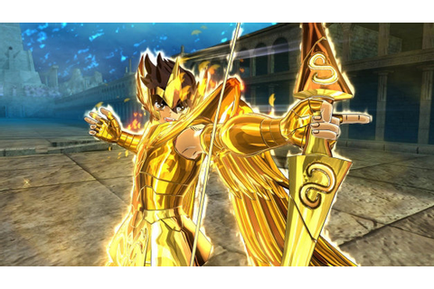 Saint Seiya Soldiers' Soul Game | PS4 - PlayStation