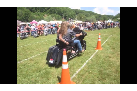 Boone Bike Rally Spring 2015 The Games Project - YouTube
