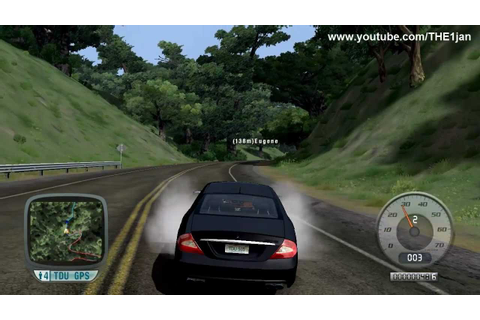 Test Drive Unlimited 1 - Gameplay [HD] - YouTube