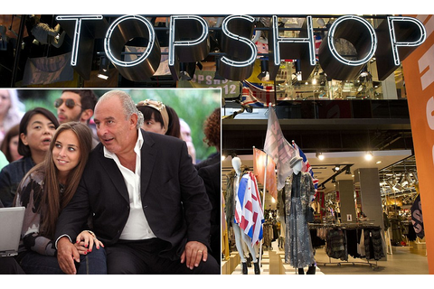 Topshop tycoon Sir Philip Green enjoys £500MILLION payday ...