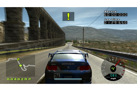 R: Racing Evolution PS2 Gameplay HD (PCSX2) - YouTube