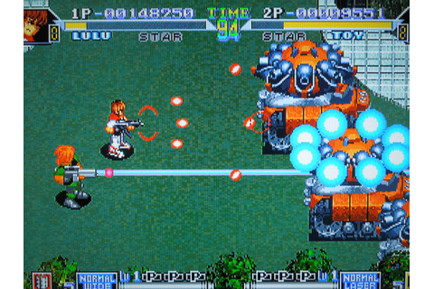 Shock Troopers 2nd Squad Review (Neo Geo AES) | Obscure ...