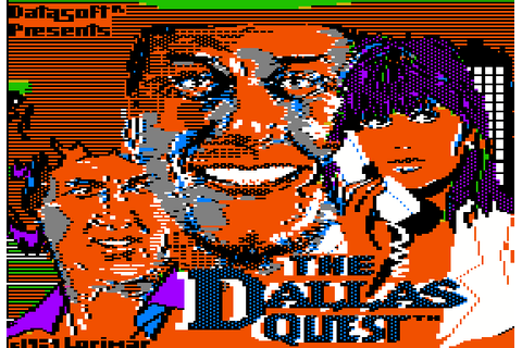 Download The Dallas Quest (Apple II) - My Abandonware