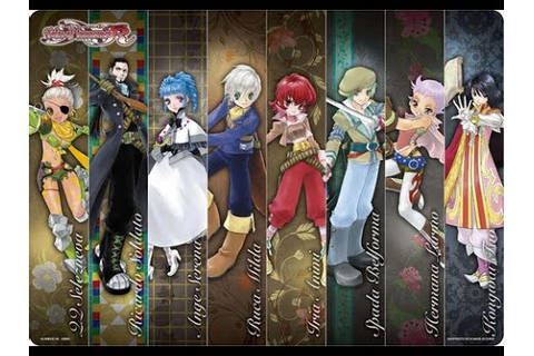 【Tales Of Innocence R】- All In Game Costumes Showcase ...