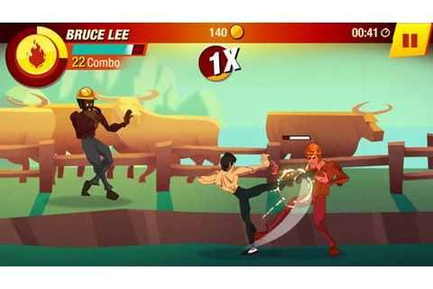 Bruce Lee: Enter the game iPhone game - free. Download ipa ...